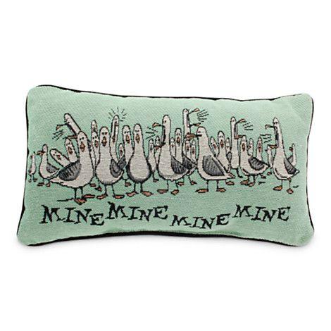 #Disney #Finding Nemo #Seagulls Pillow - guess whose pillow this is? Go on, guess! (Mine Mine Mine Mine!)