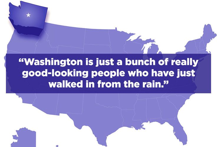 #Washington #Seattle (it doesn't actually rain that much...)