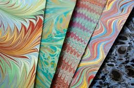 marbled paper - Buscar con Google