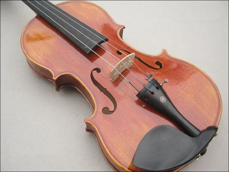 236.55$  Buy now - http://alil50.worldwells.pw/go.php?t=32481971012 - V3020304  Spruce violin 3/4 violin handcraft violino Musical Instruments with violin rosin case
