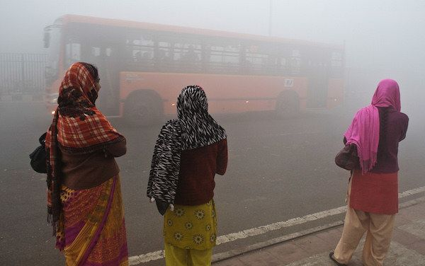 Nearly one lakh premature deaths happen annually due to air pollution in India. | Community Post: 6 Facts About Air Pollution In India That Will Literally Take Your Breath Away