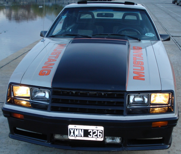 Ford Mustang Pace Car 1979