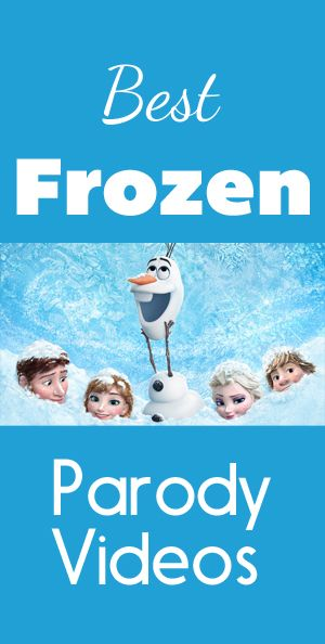5 Best Satirical Frozen Parody Videos