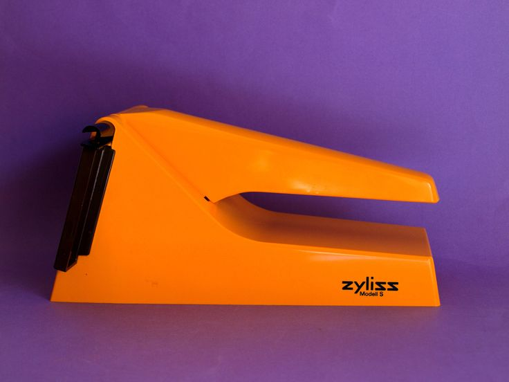 Zyliss Potato Chipper - Vintage Retro Canary Yellow Orange Cutter Slicer - Swiss Made - New in Box by FunkyKoala on Etsy