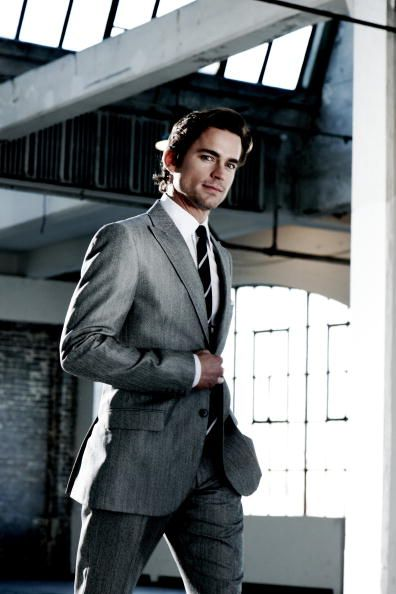 Matt Bomer-he could so play the art of christian grey! he has it all!