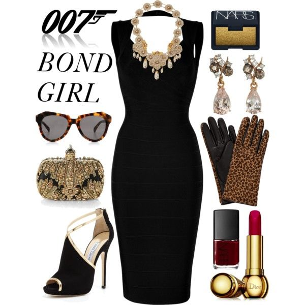 """DO YOU LIKE BOND GIRL?"" by ironono on Polyvore"