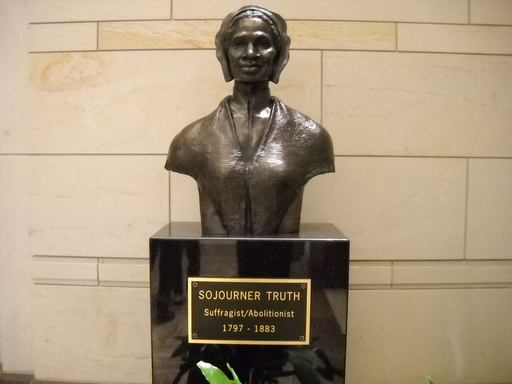 SOJOURNER TRUTH – ANTISLAVERY HERO