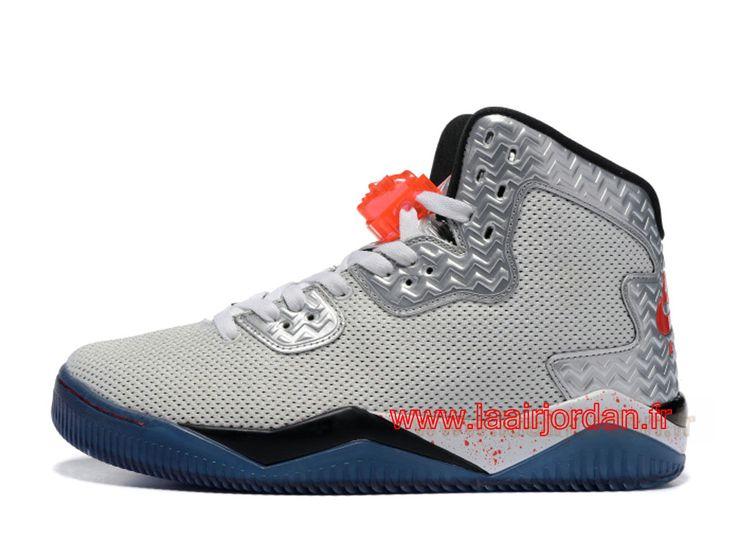 Air Jordan Spike 40 PE Chaussures Officiel Nike Pour HOmme Gris/Argent  807541_ID1-Jordan
