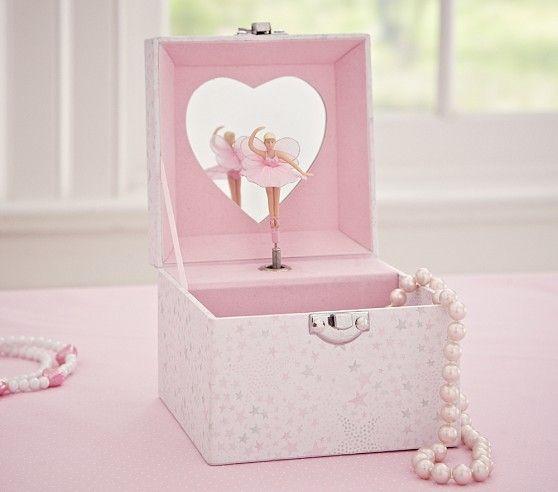 Fairy Dust Small Jewelry Box | Pottery Barn Kids