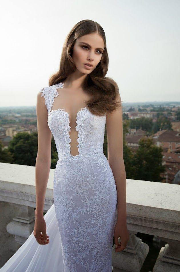 Berta est le nom d'une marque de mode nuptiale qui fait des robes de mariée exceptionnelles. Quand je vous dis exceptionnelles, je n'...
