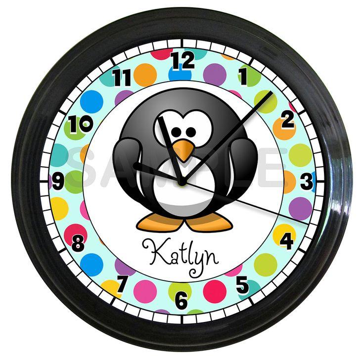 106 best children room clocks images on pinterest wall for Kids room clocks