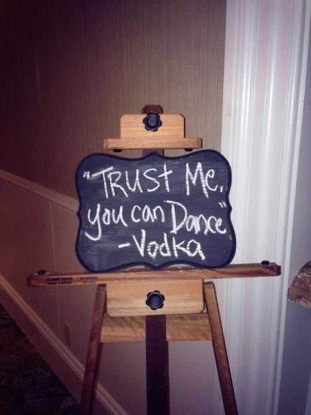 40 Hilarious Chalkboard Signs That'll Make You Look Twice - http://www.creativeguerrillamarketing.com/guerrilla-marketing/40-hilarious-chalkboard-signs-thatll-make-look-twice/