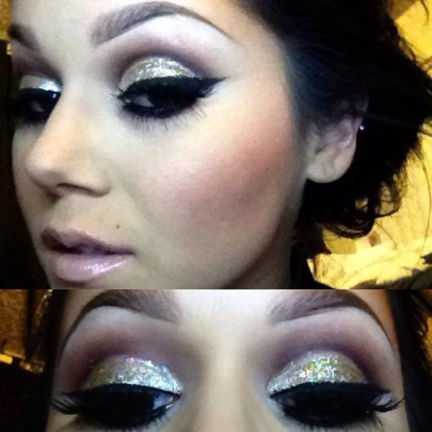 Cut Crease Makeup Look | New Color U0026 To Do Make Up Looks!! | Pinterest | Cut Crease Makeup ...