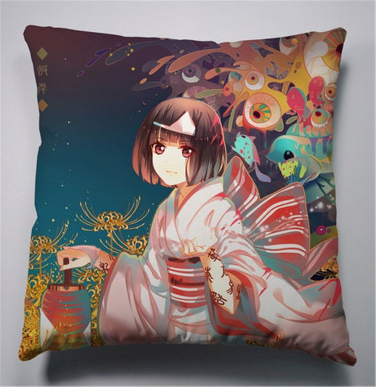 Vicwin-One Noragami Yato Yukine Pillow Cushions Cosplay -- Learn more by visiting the image link.