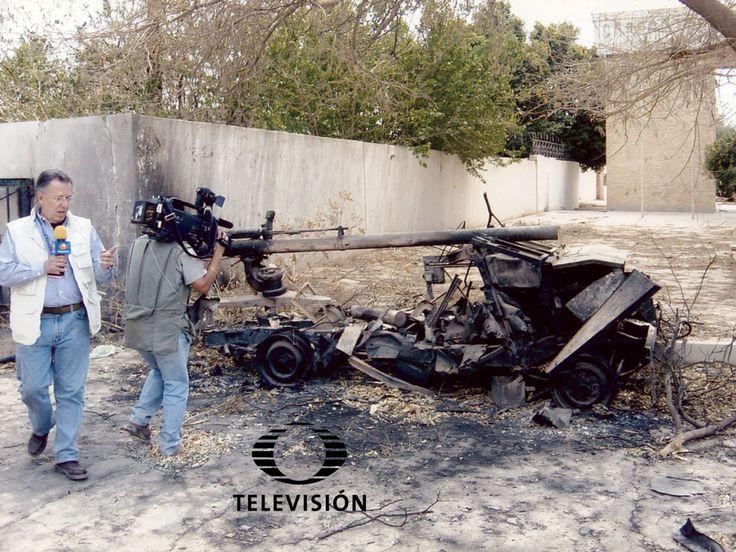 Checa esta galería que 3.0 tiene para ti, con las fotos de Joaquín López Dóriga en sus coberturas periodísticas en naciones como Irak y Qatar.