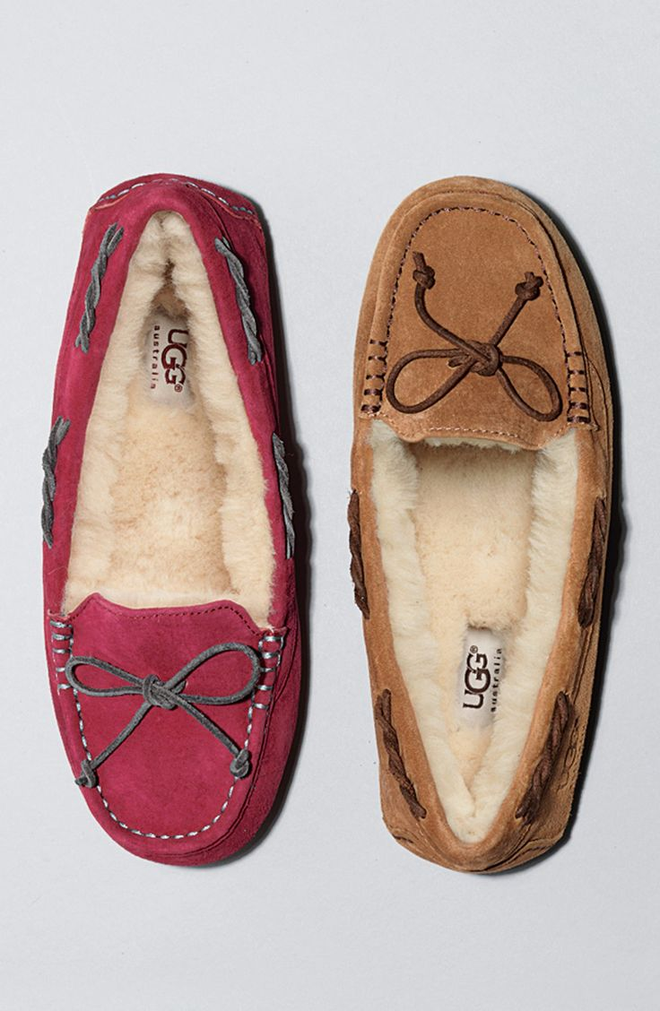 Cozy, cute and comfortable, these UGG slippers are sure to make great gifts for the colder seasons ahead.
