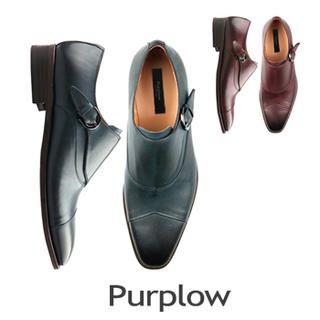 Buy 'Purplow – Monk-Strap Slip-Ons' with Free Shipping at YesStyle.co.uk. Browse and shop for thousands of Asian fashion items from South Korea and more!