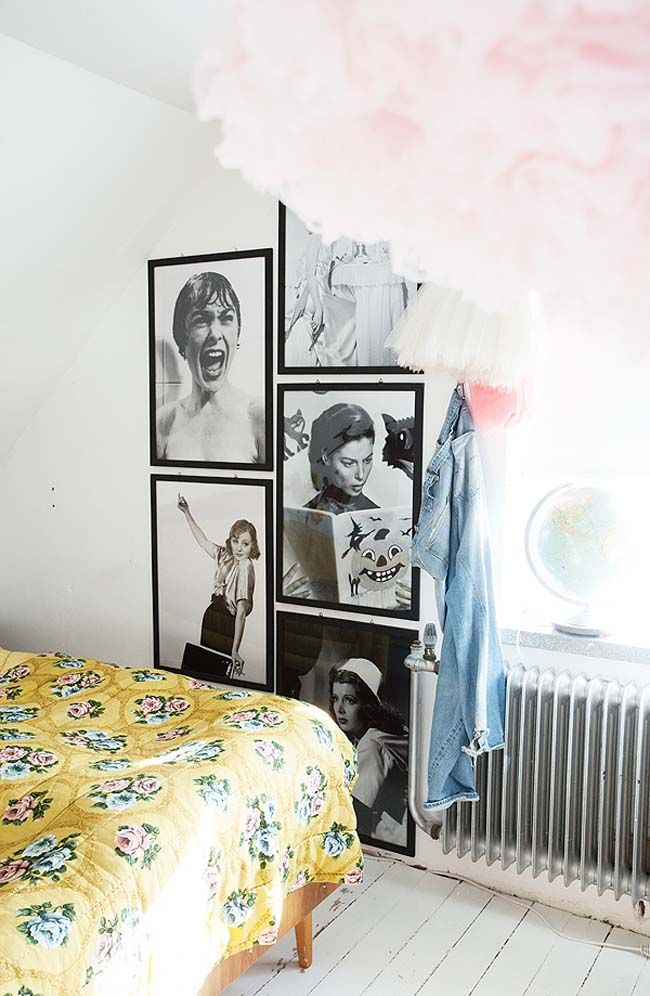 Jenny Brandt-dosfamily-jeanny's home-modern funk vintage bedroom ecclectic chic-golden white decor (650)