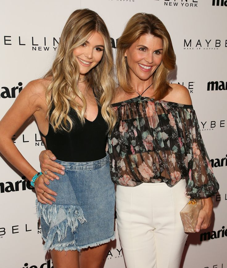 Lori Loughlin's Daughter Looks So Much Like Her, You'll Do a Double Take