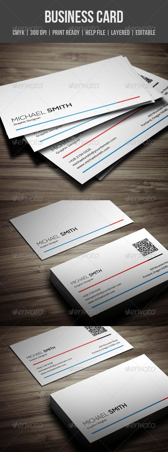 28 best Business Cards images on Pinterest | Business card design ...