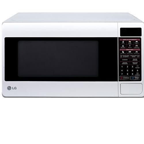 Micro-ondas 30 Litros Solo MS3047G Branco - LG - Cod.: 85756