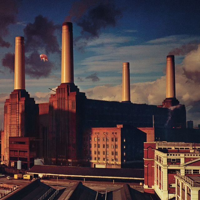 Pink Floyd-Animals (1977)