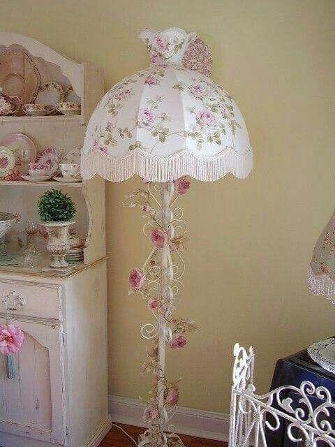 Best 25 Shabby Chic Lamps Ideas On Pinterest Shabby