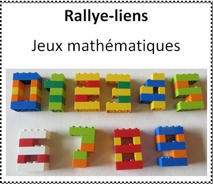 Sommaire des jeux mathématiques - La classe de Mallory