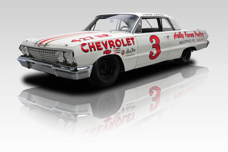 """Legendary Junior Johnson Impala SS RPO Z33 Mk II 427. Quote"""" if there's a board in my house that wasn't bought with moonshine, I'd take it out and replace it with one that was"""""""
