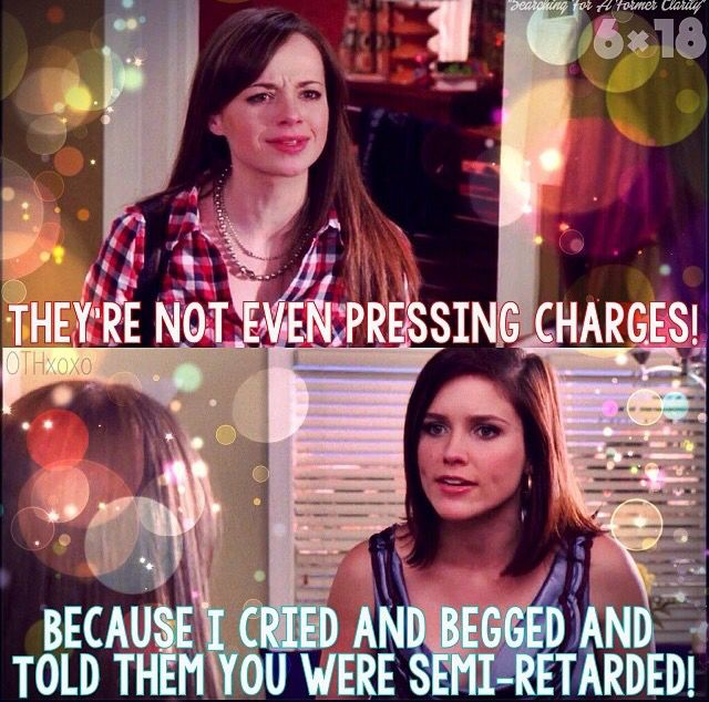94 best one tree hill quotes images on Pinterest | One tree hill ...