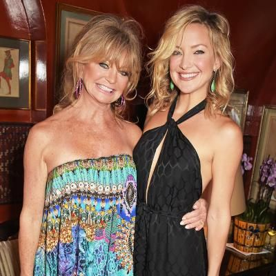 Hot: Kate Hudson's Easter 'Gram Proves Goldie Hawn Is the Best Grandma Ever
