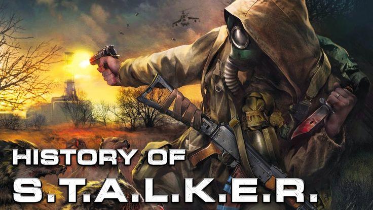 History of S.T.A.L.K.E.R. (2007-2009)