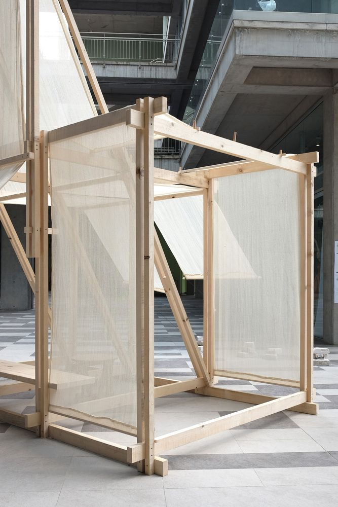 Gallery of Geçit Wooden Pavilion / IEU Faculty of Fine Arts and Design Workshop – 33