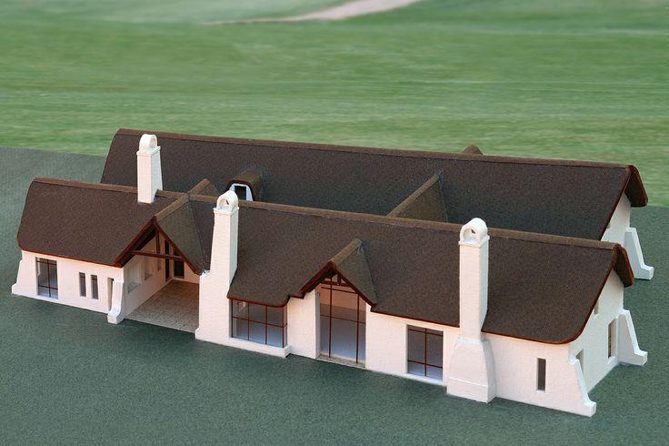 architectural study model.
