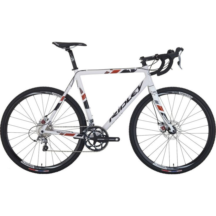 Ridley X Fire Shimano Ultegra Disc Complete Bike Bows