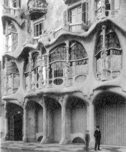 Historia de las cocheras de Casa Batlló