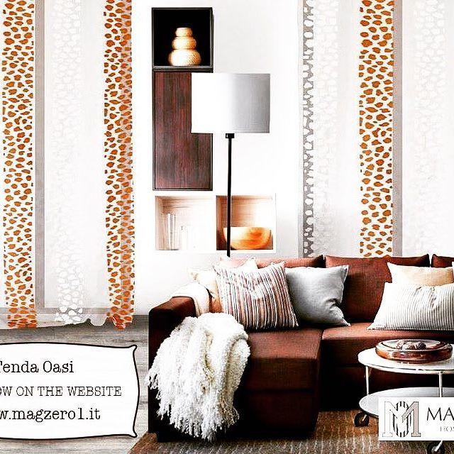 Da oggi #online sul nostro sito web potrete #acquistare bellissime #tende per #decorare la vostra #casa!! / From today you could #buy our beautiful #curtains on @magzero1 website!! Visit www.magzero1.it and buy!! #madeinitaly #handmade #home #homedecor #interiors #interiordesign #homedecoration #decorazionicasa #interni #shoponline #shoppingonline #shop #fabric #tessuto #design