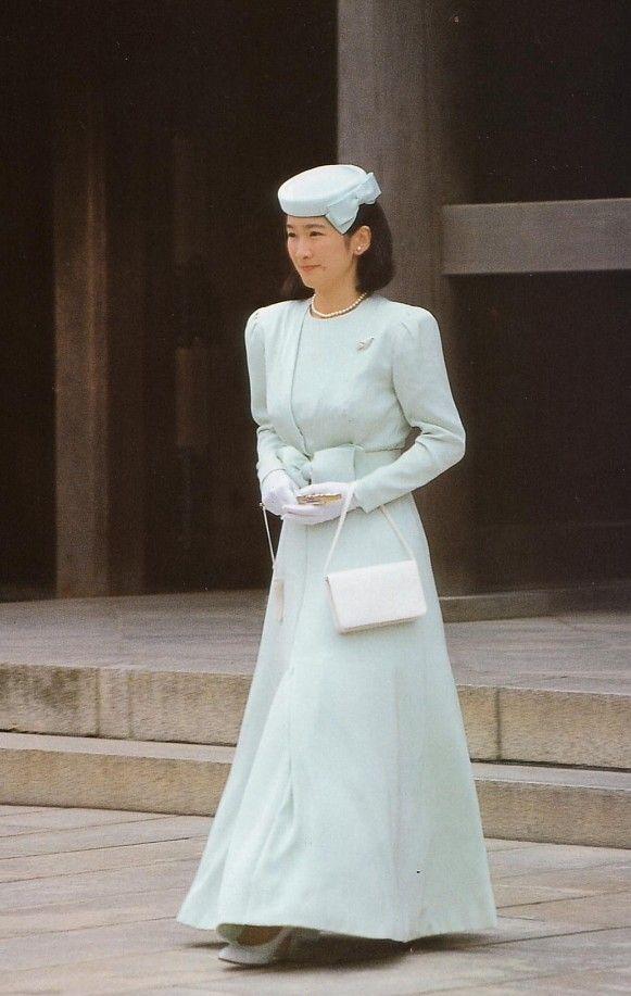 Japanese Princess Kiko