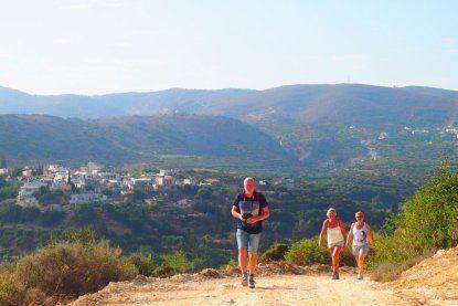 Natur Wanderung Kreta