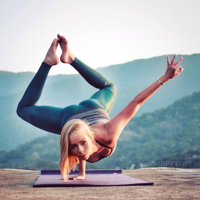 Strength & Balance #yoga