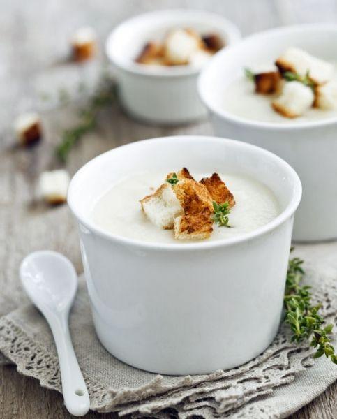 Pastinake-Cremesuppe: Wintersuppe-Rezept aus einer alten Gemüsesorte
