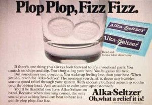 TV Commercial Advertising: Greatest Slogans Jingles Taglines & Catchphrases of All Time   78-alka-seltzer-ad