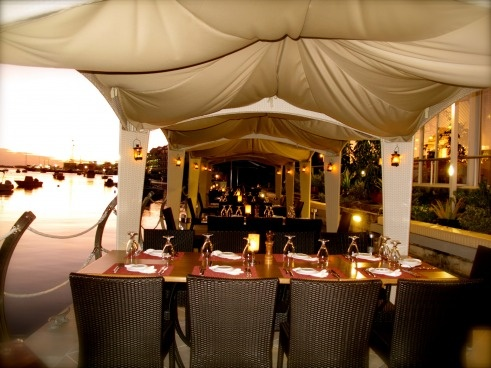 #Bermuda #Weddings- Harbourfront Restaurant- Dockside