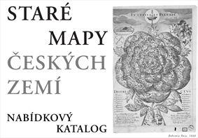 Staré mapy českých zemí