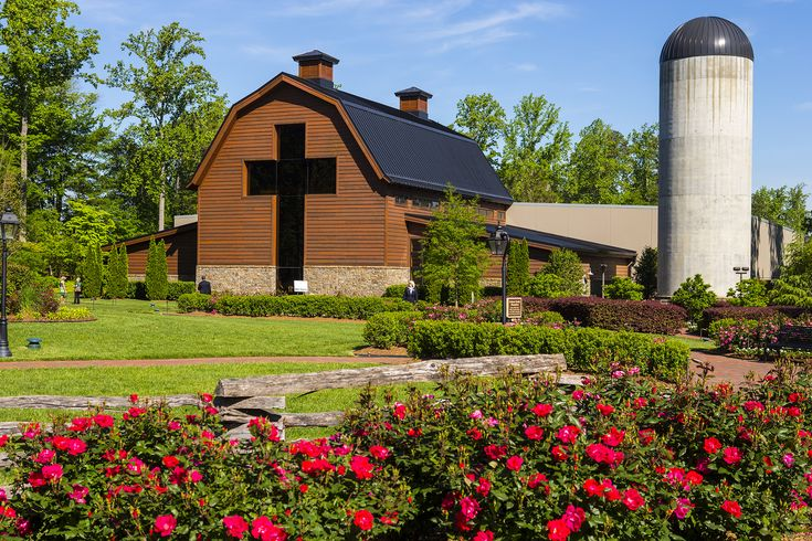 The Billy Graham Library Turns 10