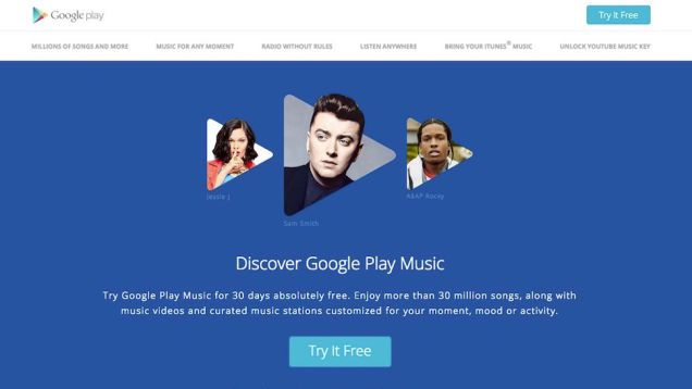 Five Best Streaming Music Services