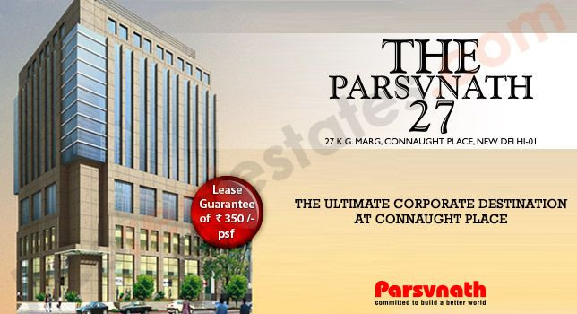 The Parsvnath 27 Connaught Place New delhi #parsvnath27 #parsvnathconnaught