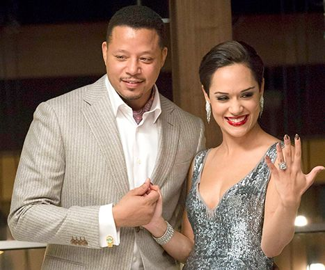 Anika is out for revenge in the Empire finale, following her breakup with Lucious and the loss of her job.