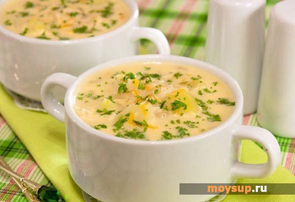 Ингредиенты для настоящего сырного супа по-французски:  Куриный бульон – 1 стакан Сливки 20 % жирности – 0,5 стакана Картофель – 2 штуки среднего размера Лук – 1 штука Сур Эдам или Гауда – 100 грамм С…