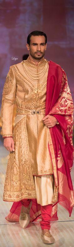 Tarun Tahiliani BMW India Bridal Fashion Week 2014❋Laya